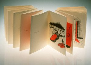 Limited edition artist book