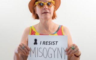 I Resist Misogyny