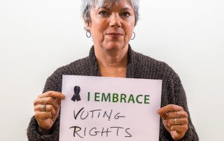 I Embrace Voting Rights