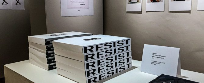 Resist-installation-view