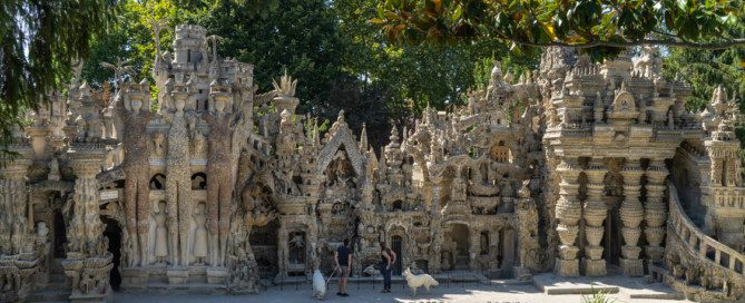 Ferdinand Cheval's creation